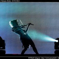 Lindsey Stirling @ Olympia (Paris) - 29/05/2013